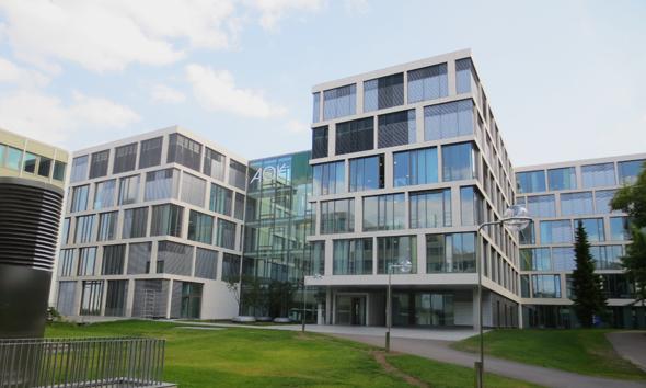 Aok Stuttgart